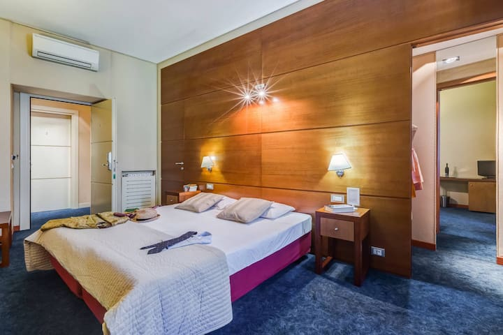 DOUBLE ROOM - PRATI DISTRICT