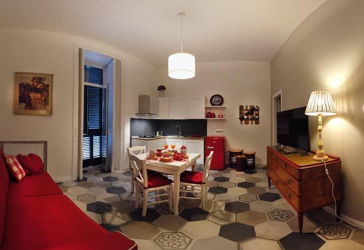 Casa Tilde Rossa