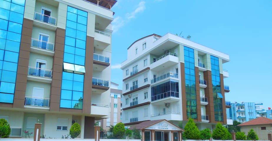 2.eviniz - Antália - Apartamento