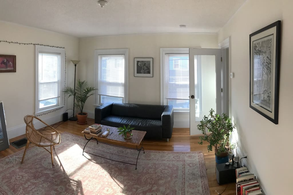 Living room shared space.
