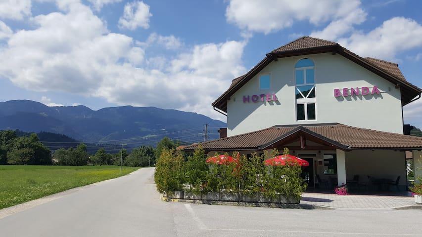 Hotel Benda Mozirje - Mozirje