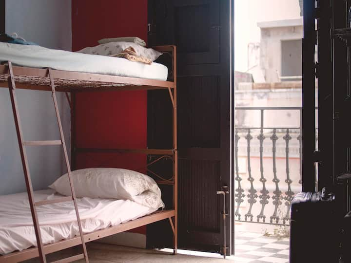 BASE hostel Old San Juan (Bed 2)