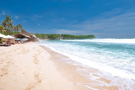 *BEACH* Deluxe Bungalow sebelas - 南庫塔(South Kuta)