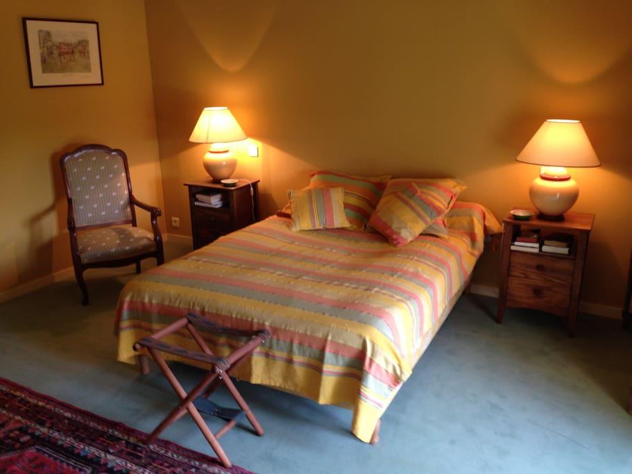 La chambre Vendée