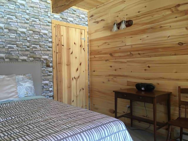 Cozy Room in the Rockies