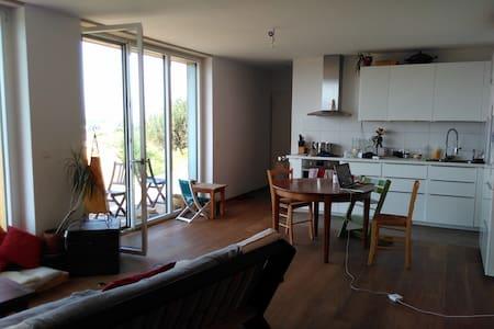 Chambre dans jolie maison proche de Lausanne - Crissier - Apartment