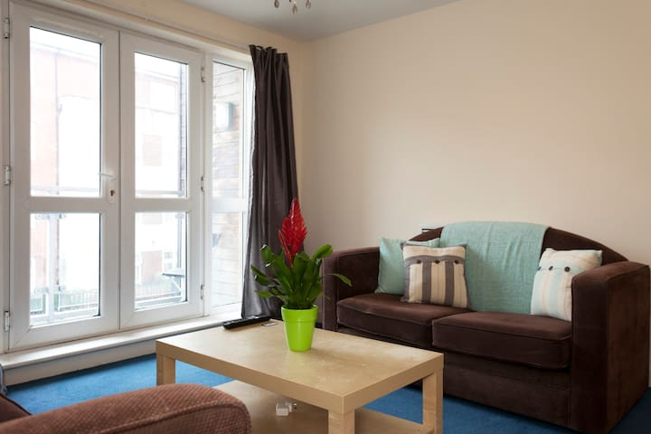 Cosy Flat Walk to Cardiff Centre - Cardiff - Apartment