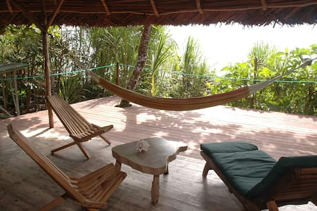 Beach Bungalow with 3 Meals For 6p. - Punta Vieja