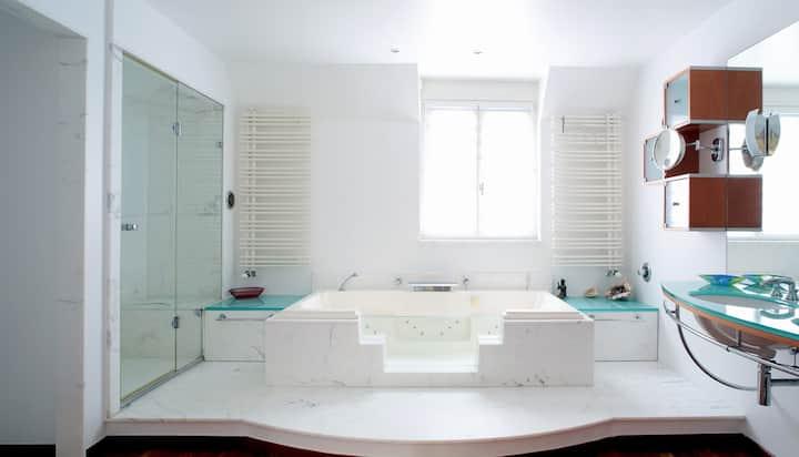 Villa Cosy Strasbourg - Suite Avec jacuzzi - 35 M2
