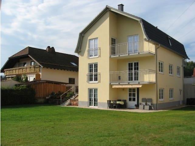 Urlaub im Dahner Felsenland, ruhige Ferienwohnung - Fischbach bei Dahn - In-law