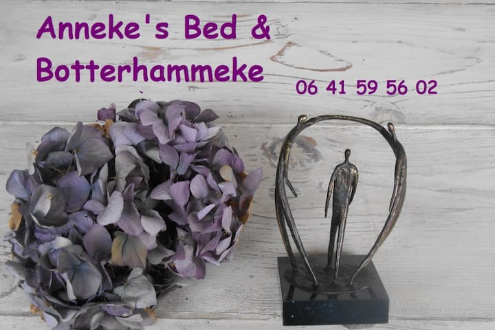 Bed & Botterhammeke Brabantse gastvrijheid!