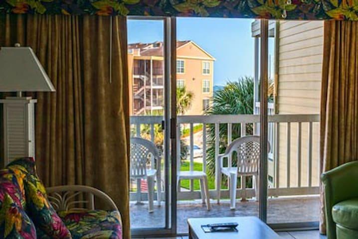 Victorian 1 Bedroom Condo - Galveston - Wohnung