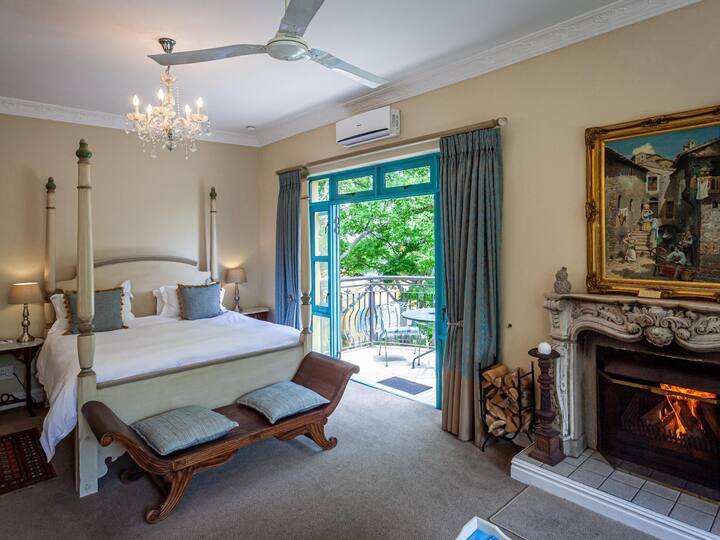 Franschhoek Country House & Villas - Luxury Room