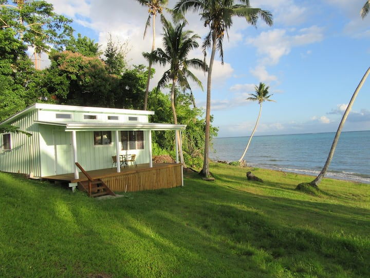 Secluded beach front Bure