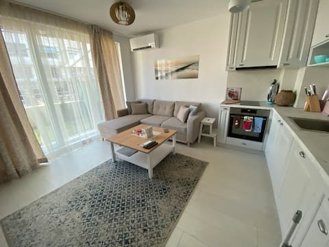 NEW STYLISH  1BD 1 BT apartment with  PATIO