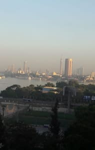 Maadi Nile view