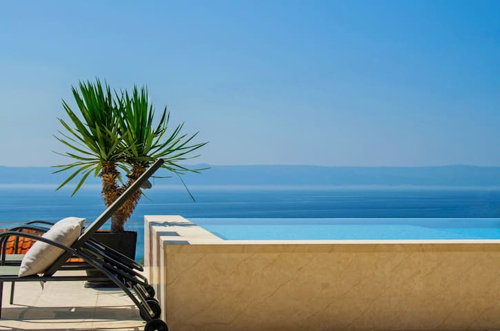 50% discount in May - Villa with pool and sea view - Selca - 別荘