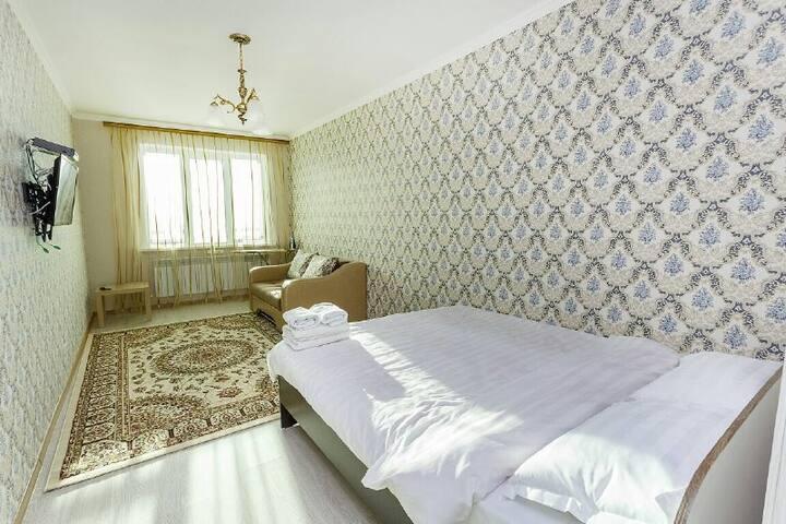 Новая 1 комнатная Luxe, Левый берег