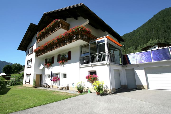 Apartment in Sankt Gallenkirch near Ski Area
