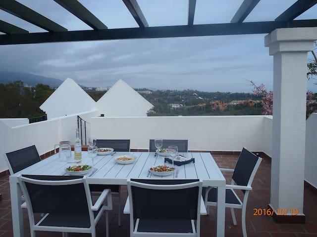 3 Terrace Home, Marbella, Nueva Andalucia - Marbella - Casa