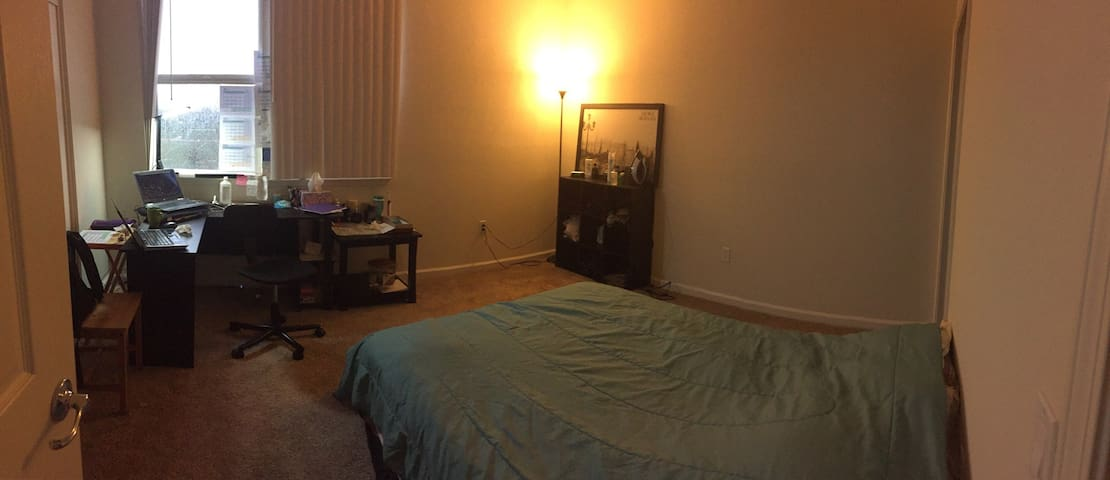 Very clean /quite Room Female Only - Danville - Apartamento