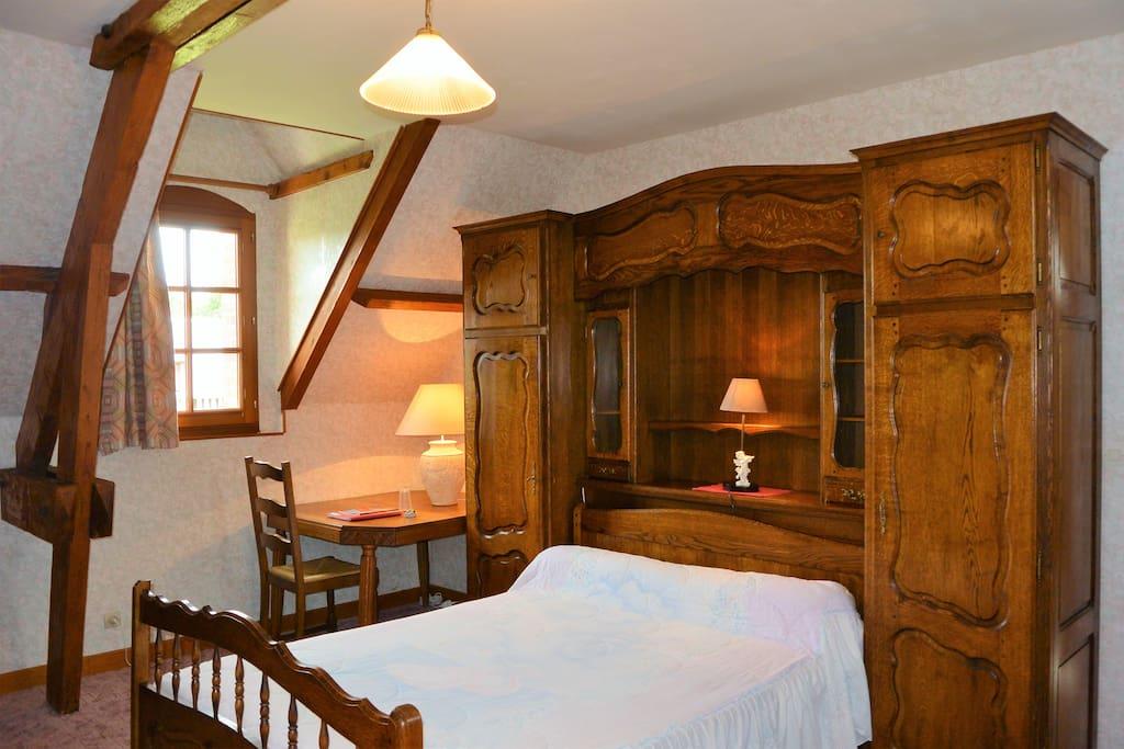 chambre 25 m²