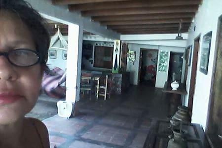 Casa de Campo. - Agua de Vaca - Casa