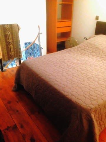 Chambre 2 mezzanine Bedroom 2 mezzanine