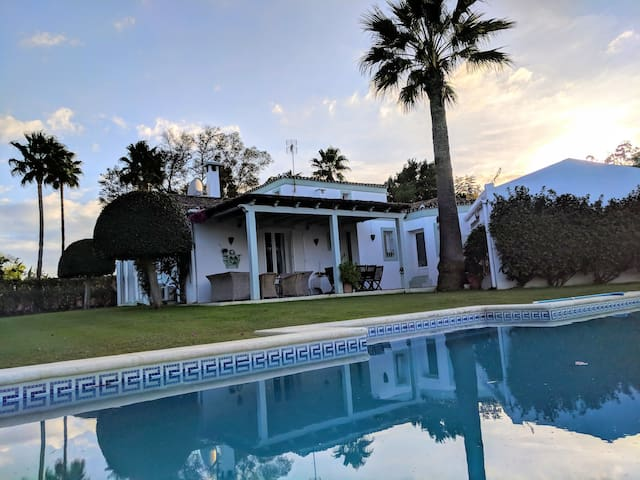 Luxury Villa in Sotogrande Alto