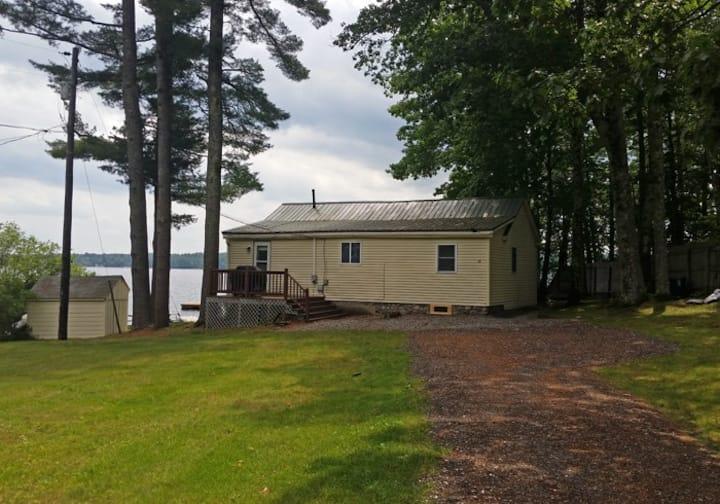 Long Lake Waterfront Home