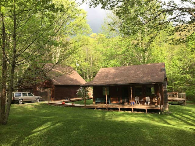 Tea Creek Mountain Retreat