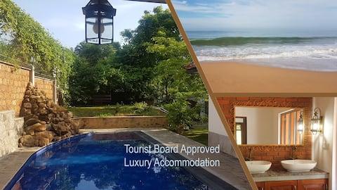 Siriniwasa Luxe villa, geweldig & uitzonderlijk