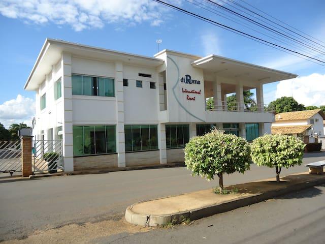 Caldas Novas diRoma Resort para 4 pessoas Apto 171