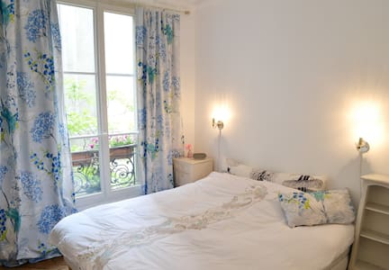 Charming room with breakfast in the heart of Paris - Paris-10E-Arrondissement