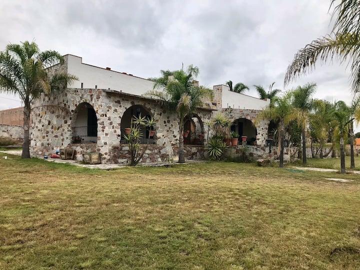 Casa de Campo en San José de Gracia