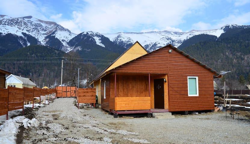 Уютный дом у Анастасии - Arkhyz - Casa