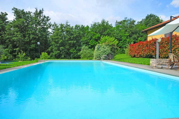 Villa Alba with exclusive pool near Cinque Terre - Licciana Nardi - Casa de camp