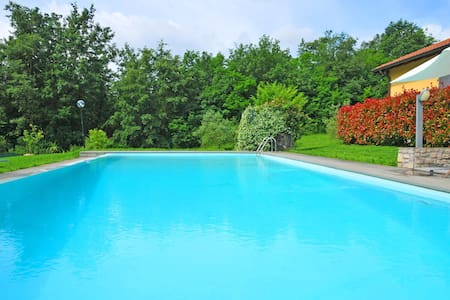 Villa Alba with exclusive pool near Cinque Terre - Licciana Nardi