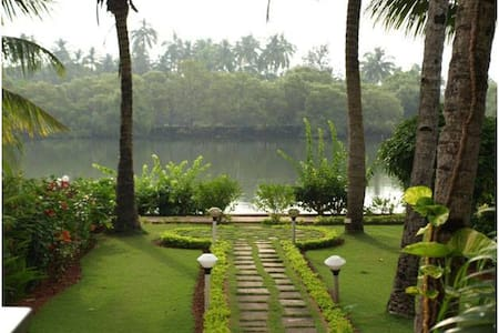 Resort in South Goa, Luisa by the Sea