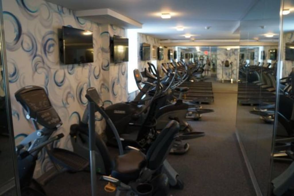 great gym!