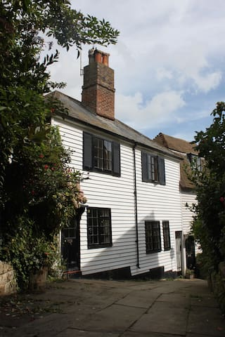 Church Passage Cottage - Hastings - Lejlighed