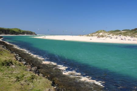 Homely cornish apartment, short walk from beach - Hayle - Apartment