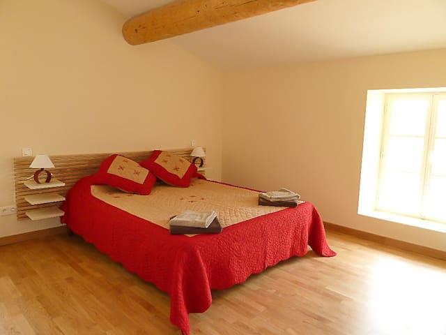 Les Pré-Alpes - apartment on vineyard - Vinsobres - Apartemen