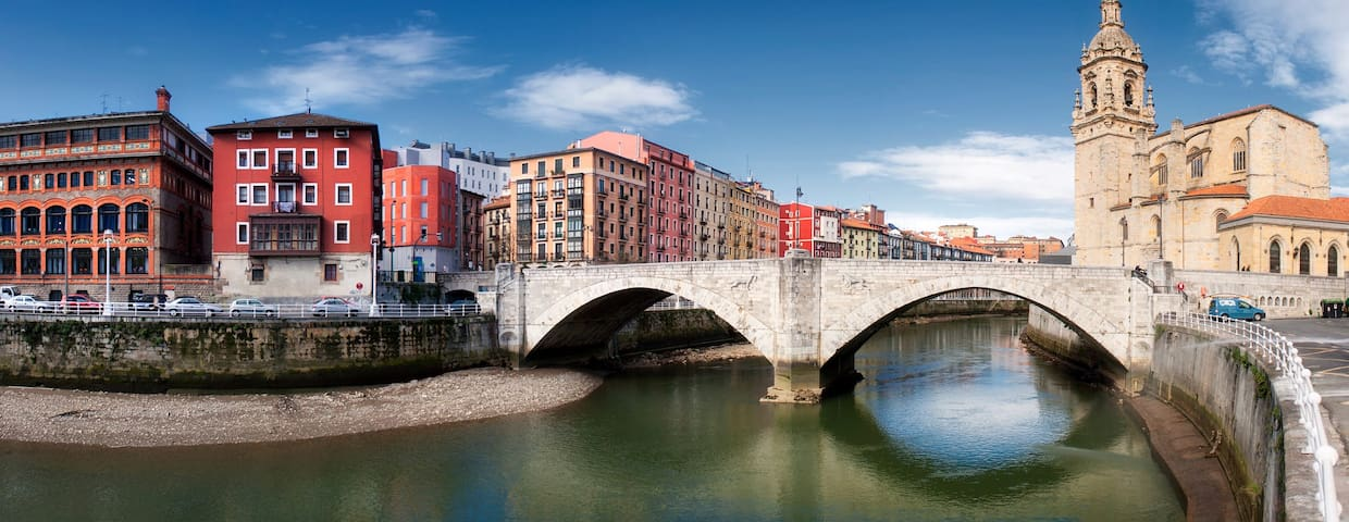 Vacation rentals in Bilbao