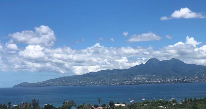 Caraïbes Océan View - Location vacances Martinique