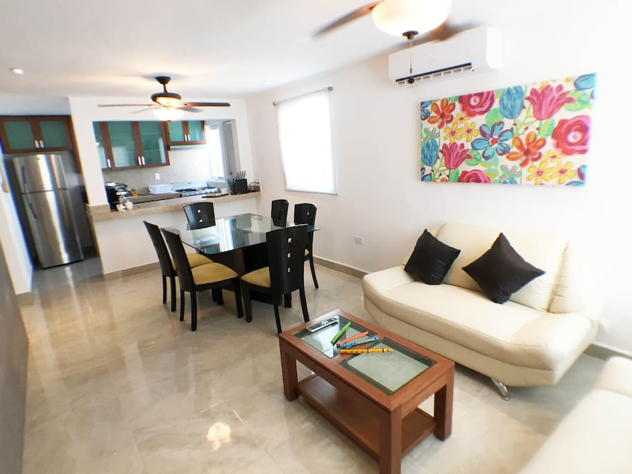 Super comfortable condo with everything you need!