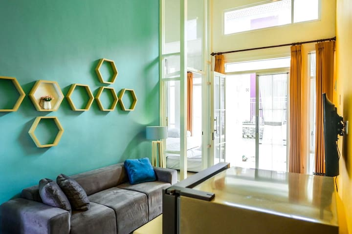 VILLA D'COOPERS 2 pas depan Jatim Park2 5bedroom