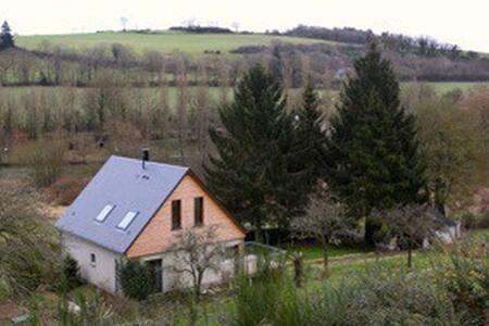 Un chalet au bord de l'Orne - Neumers - Haus