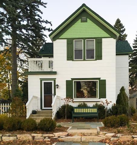 2 BD Flat Downtown Elkhart Lake - Elkhart Lake - Apartament
