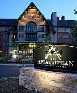 Appalachian Hotel/Condo Resort Mt. View 3rd floor - Kondominium